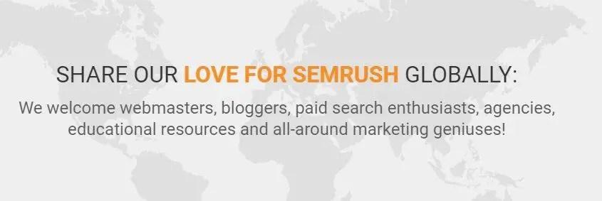 SEMrush Affiliate Program: The Brutally Honest, Must-Read Review 9