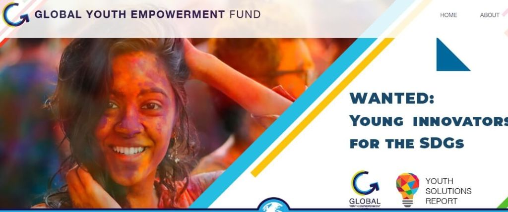 Global youth empowerment fund
