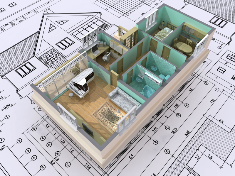 Home Sellers  Why SMARTePLAN is Better Than 3D Floor Plan