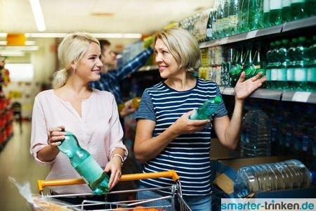 Trinkmenge: 1,5-Liter-Regel ist ein ungefährer Richtwert