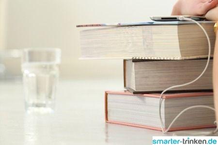 Konzentrationssteigerung in Ausbildung und Studium durch Wasser