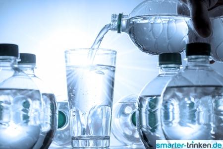 Extremes Wassertrinken bei Diabetes insipidus