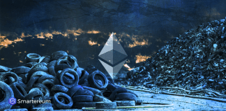 burn-tires-ethereum mining