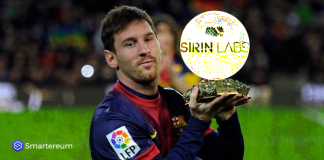 sirin labs-lionel-messi