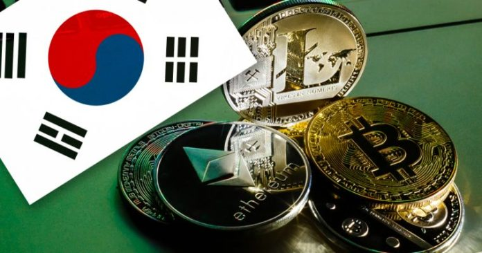 south korea blockchain crypto