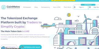 coinmetro exchange