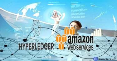 Amazon Unveils Blockchain framework for Ethereum and Hyperledger Fabric