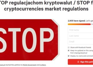 Crypto Traders Protests Poland's Cryptocurrency Tax Policy – Cryptocurrency News
