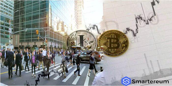Survey reveals that twenty percent of institutions interested in Cryptocurrency
