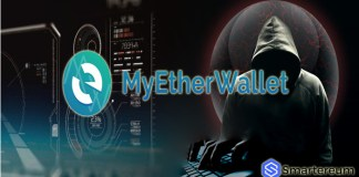 MyEtherWallet hacked $152 thousand stolen ethereum