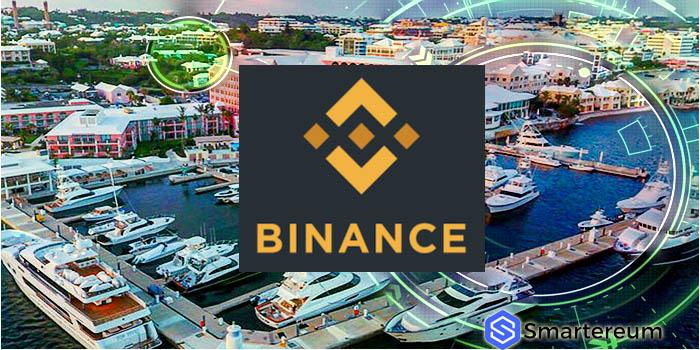 Binance Set-Up Business in 'blockchain-friendly' Bermuda Island