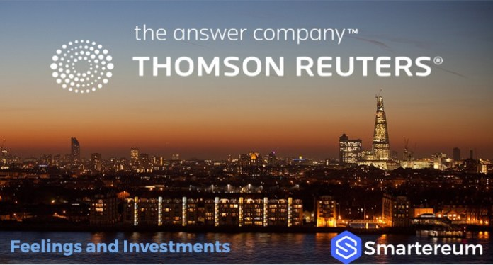 Thomson reuters Eikon cryptocurrency real data index with BitFlyer and BitPoint