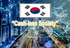 South Korean Central Bank looks to Cryptocurrency to achieve Cashless Society