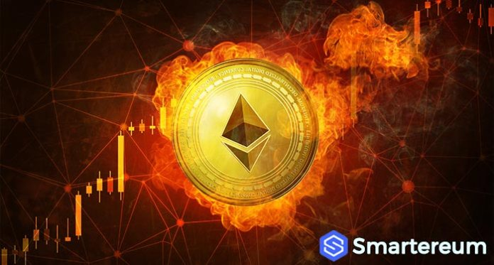 increase in ethereum prices