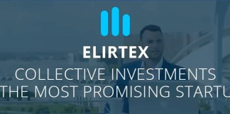elirtex investments blockchain cryptocurrency