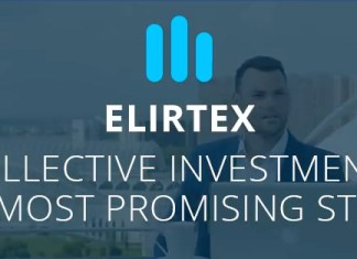 elirtex investments blockchain cryptocurrency