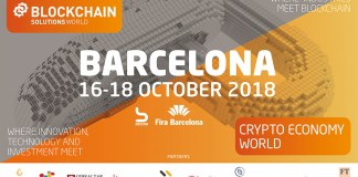 Blockchain Solutions World Barcelona