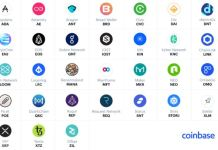 coinbase explore 31 new token listing including XRP,ADA, NEO