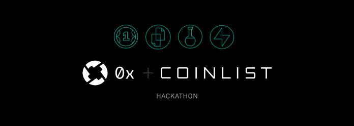 0x Coinlist hackathon