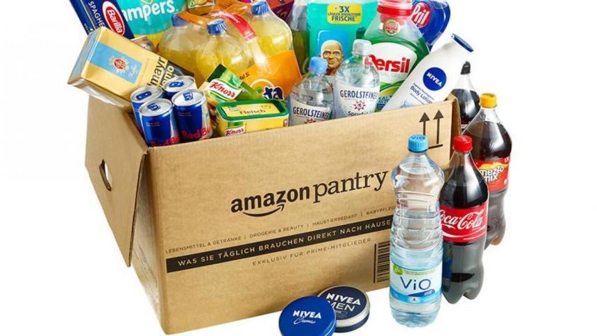 """Use Florida EBT on Amazon Pantry"""