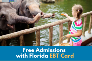 """""""Free Admission with Florida EBT"""""""