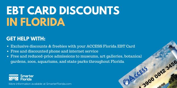 EBT Card discounts in Florida