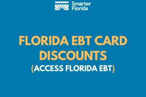 Florida EBT Card Discounts - Access Florida EBT
