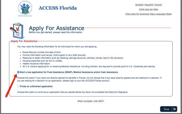 """myaccess florida Login"""