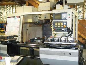 Hardinge Mill at Schwab's Screw Machine