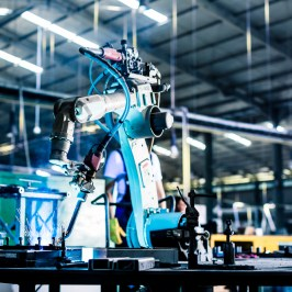Robotics and the Growing Importance of Education in Manufacturing