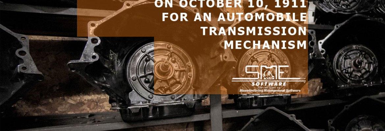 henry ford transmission patent