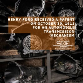 henry ford transmission patent