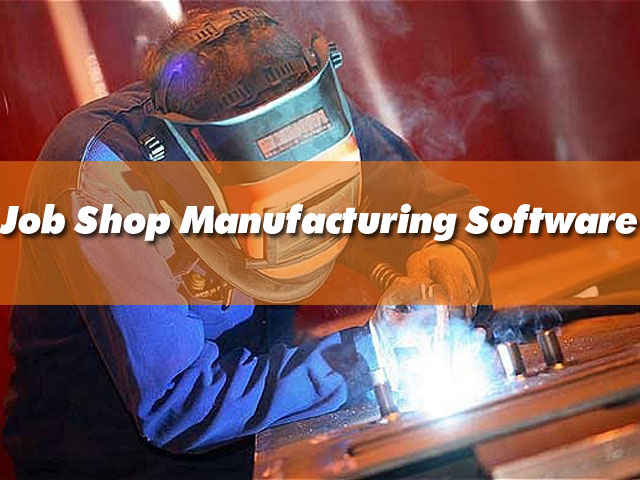Job Shop Management Software