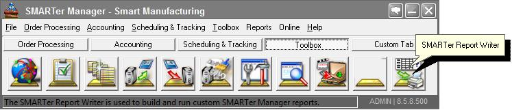 manufacturing production reporting - smarter report writer