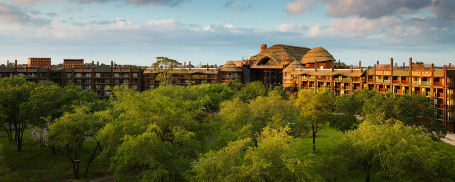 Disney's Animal Kingdom Lodge Review: A Great Family