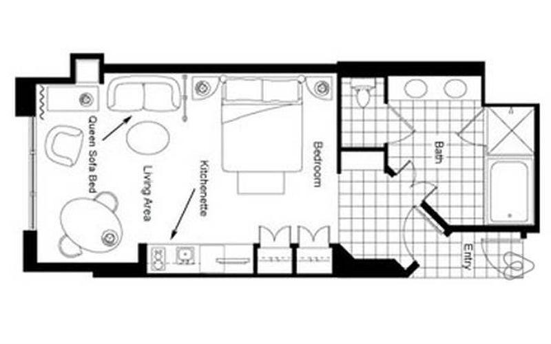 The Signature Rooms & Suites