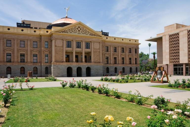 Arizona Phoenix capitol K2WGYW