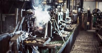 Manufacturing work