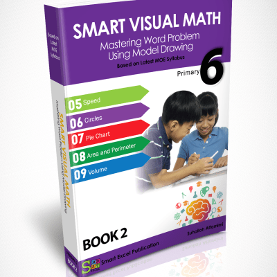 P6 Smart Visual Mathematics (Book 2)