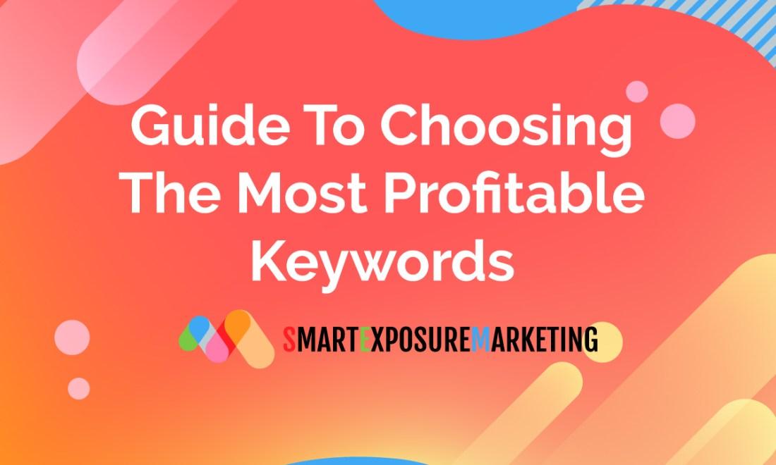 guide to profitable keywords
