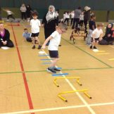 KS1 Athletics activities 2017