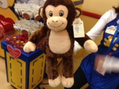 Birch at Build a Bear