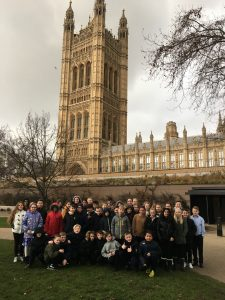 Houses of Parliament Year 7