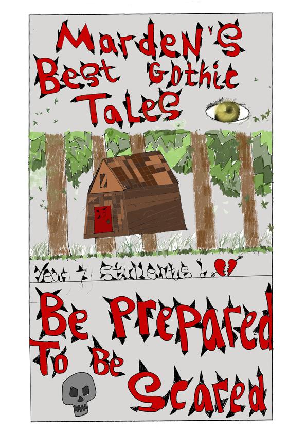 Marden's Best Gothic Tales