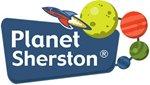 logo planet sherston