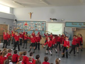 Palm Sunday Liturgy | St Joseph's RC Primary