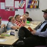mr steadman reads to yr4
