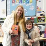 mrs britton reads to yr4