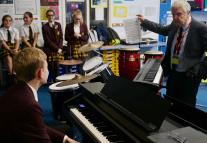 Pianoman Scholarship Masterclass