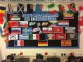 Celebrating languages we teach and we speak in the library